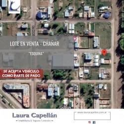 EN VENTA - EL CHAÑAR - LOTE (ESQUINA)❗️